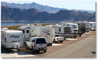 Lake Mead Trailer RV Village